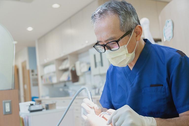 毎月250人程度の方が当院でメンテナンスを受けられています